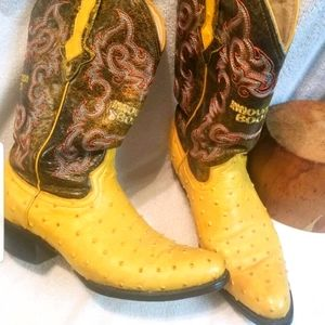 Innovation mens Cowboy boots 9